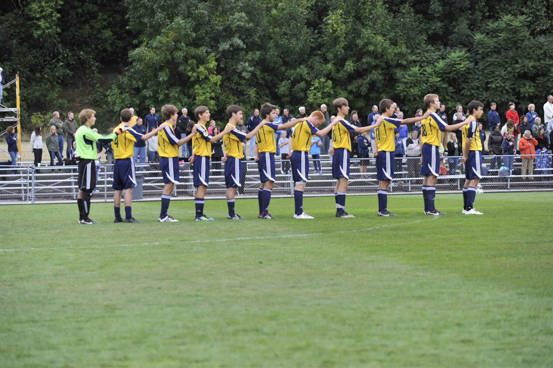 Marquette University High School - Boys Varsity Soccer
