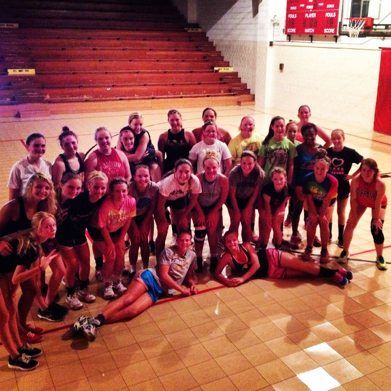 Plainview High School - Girls Varsity Volleyball