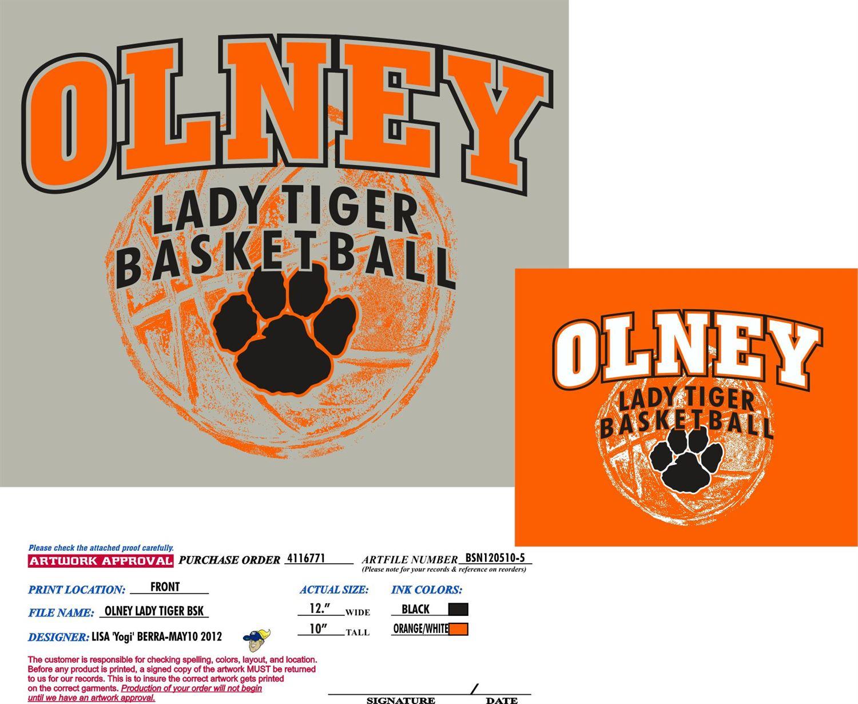 Richland County High School - Girls Varsity Basketball