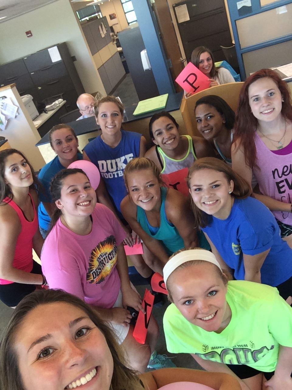 Hudson Valley Community College - Women's Volleyball