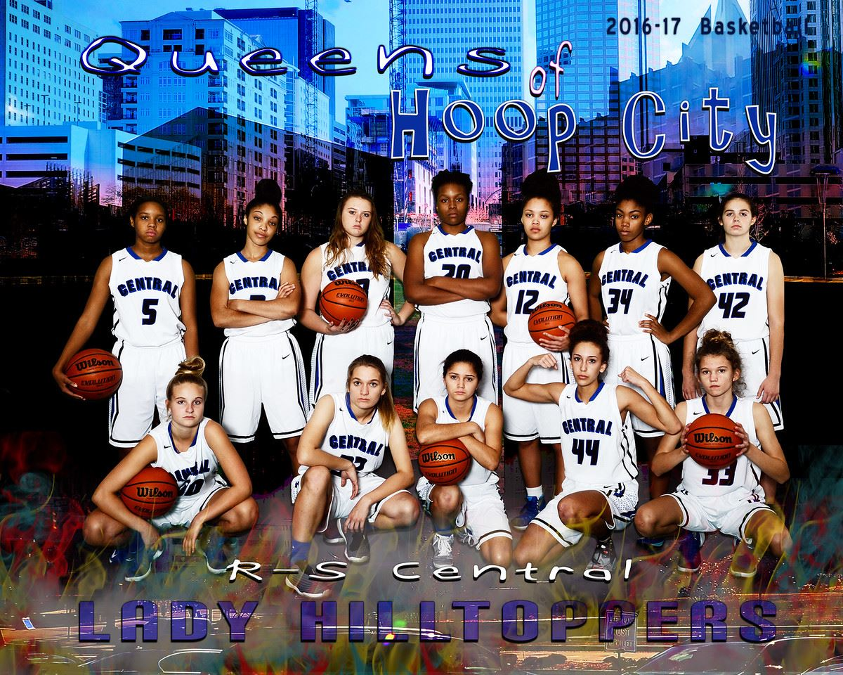 R-S Central High School - Girls' Varsity Basketball