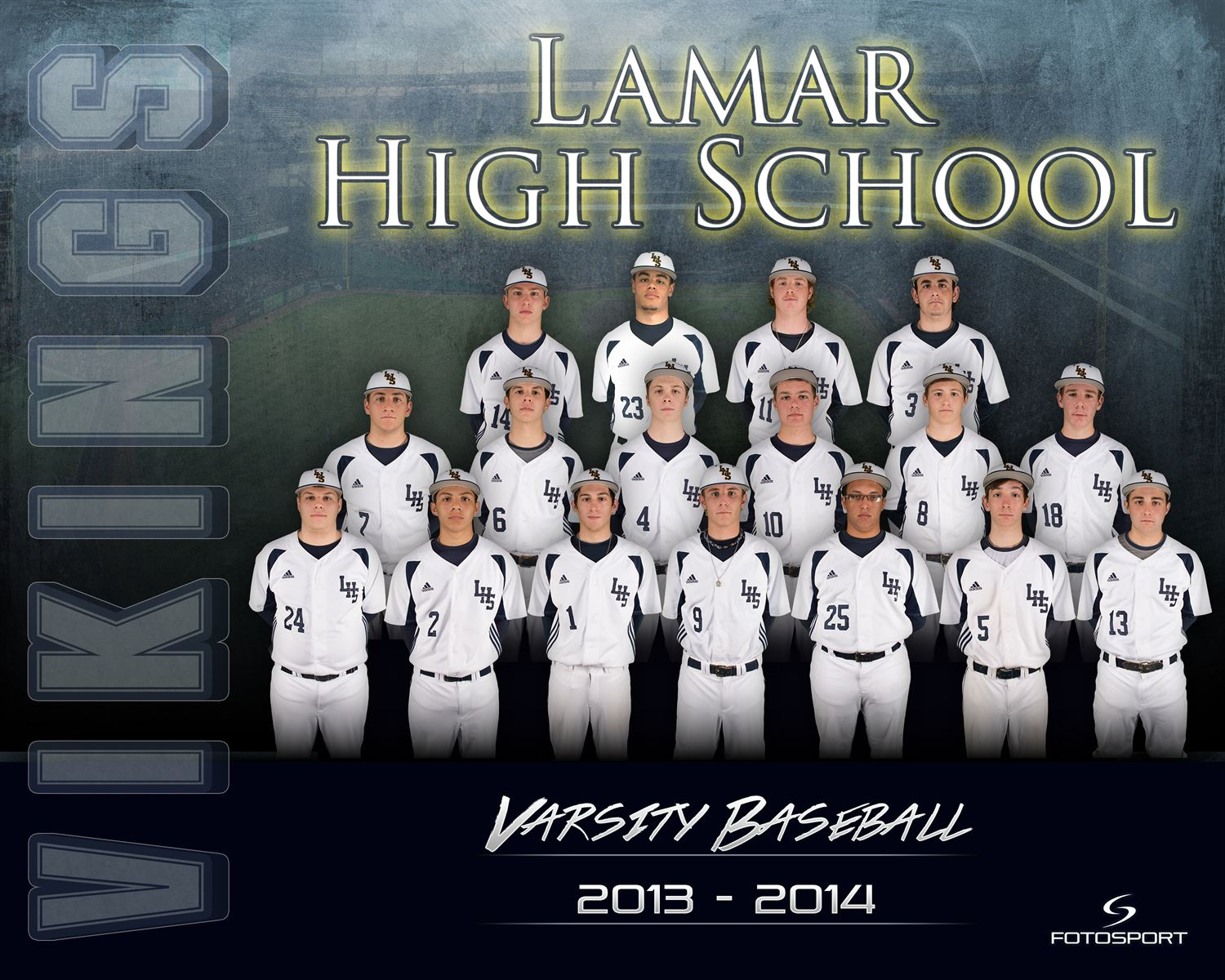 Lamar High School - Baseball