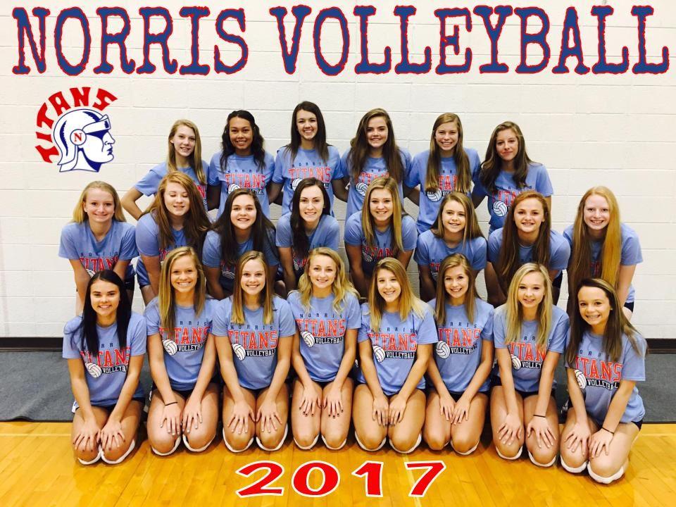 Norris - Girls Varsity Volleyball
