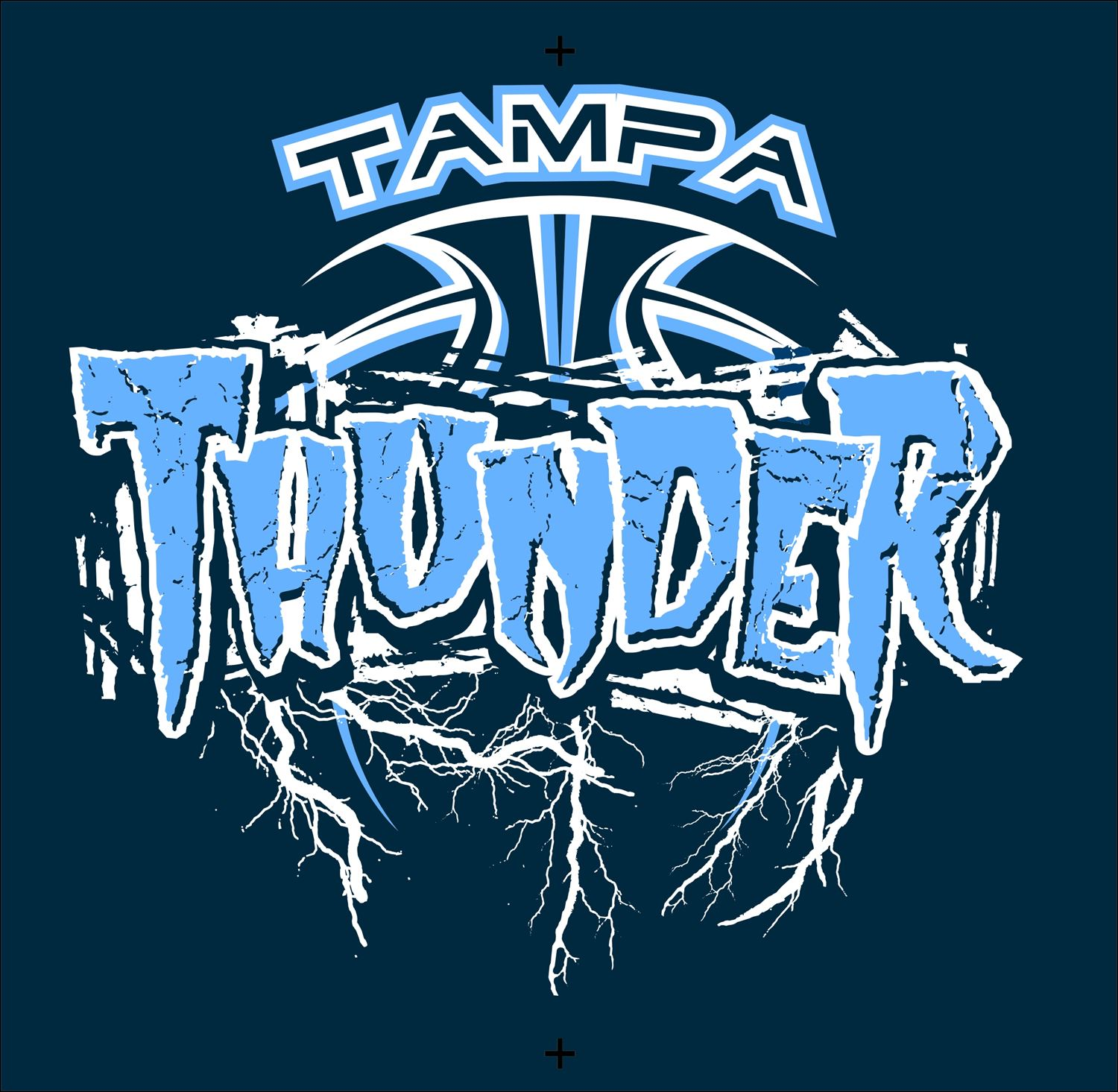East Tampa Youth Basketball Association - Tampa Thunder - Underclassman