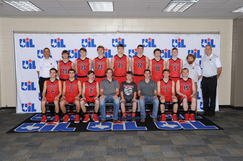 Muenster High School - Basketball Varsity Boys