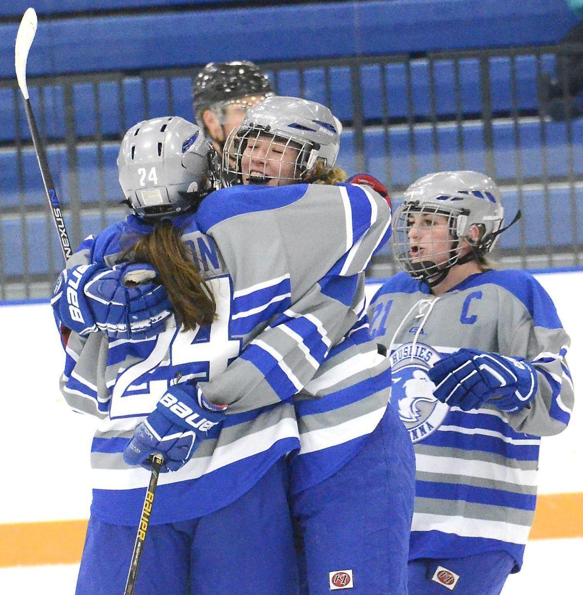 Owatonna High School - Girl's Ice Hockey