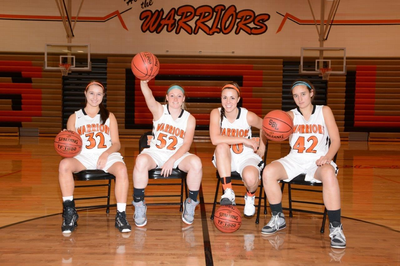 Sergeant Bluff-Luton High School - Girls Varsity Basketball