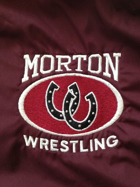 Morton High School - Boys Varsity Wrestling
