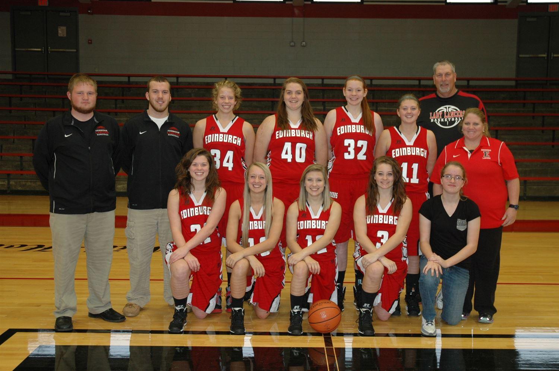 Edinburgh High School - Girls Varsity Basketball