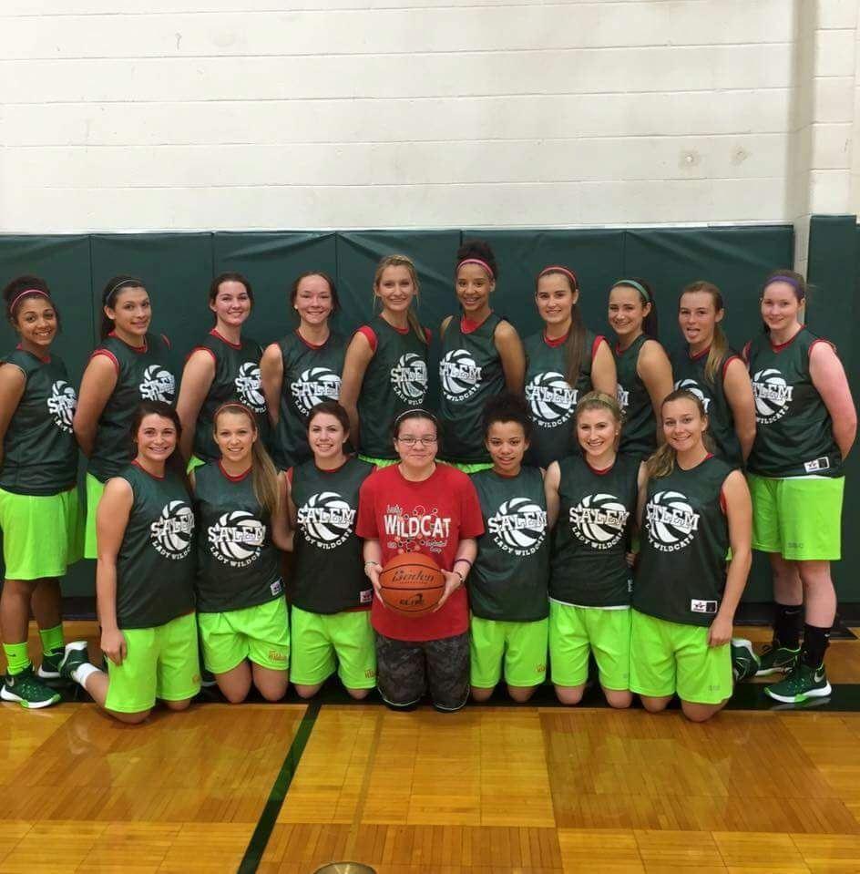 Salem High School - Girls Varsity Basketball