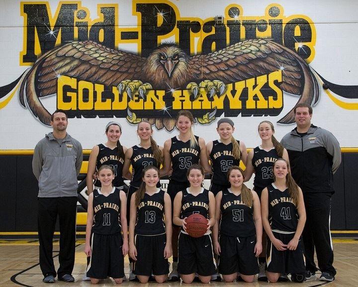 Mid-Prairie High School - Girls Varsity Basketball