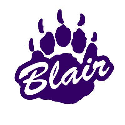 Blair High School - Blair Football - Varsity