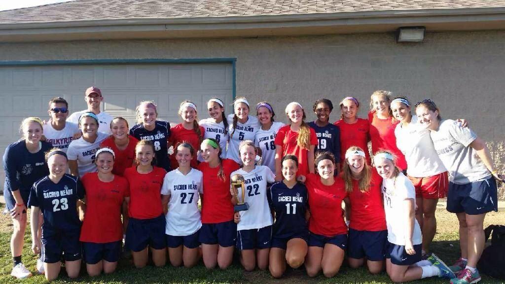 Sacred Heart Academy - Girls' Varsity Soccer
