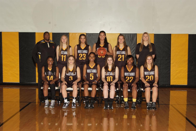 Metea Valley High School - Girls' Varsity Basketball