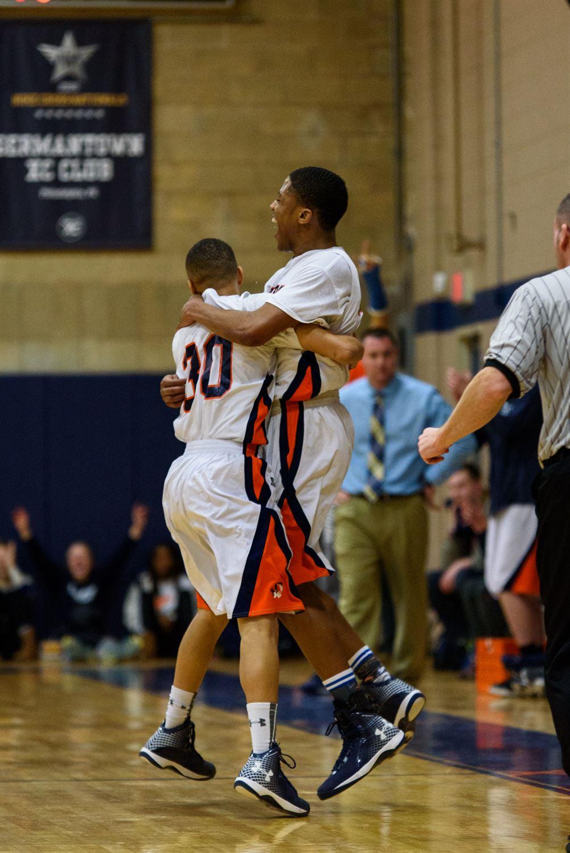 Germantown Friends High School - Boys' Varsity Basketball