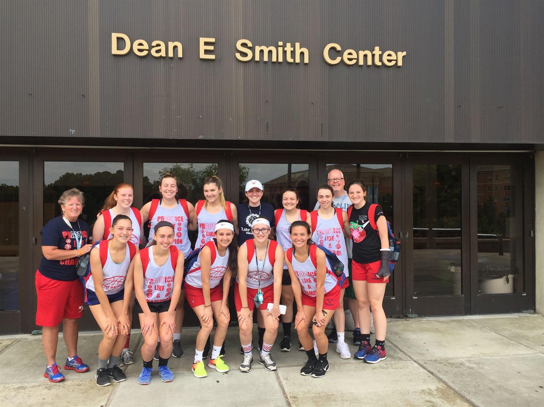 Pittston High School - Girls New Varsity Basketball