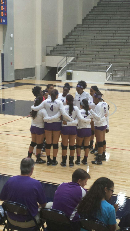 Brackenridge High School - Girls' Varsity Volleyball