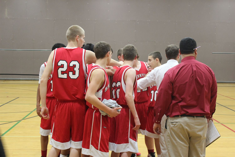 McMinnville High School - Freshman Boys Basketball