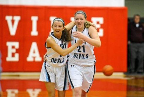 Shenandoah Valley High School - Girls Varsity Basketball