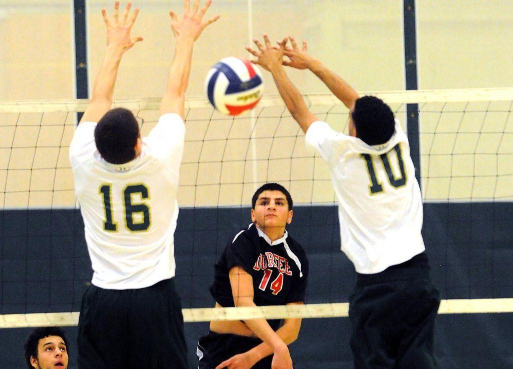 Durfee High School - Boys' Varsity Volleyball