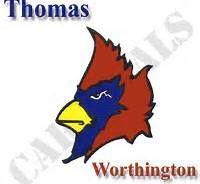 Thomas Worthington High School - Boys Varsity Football