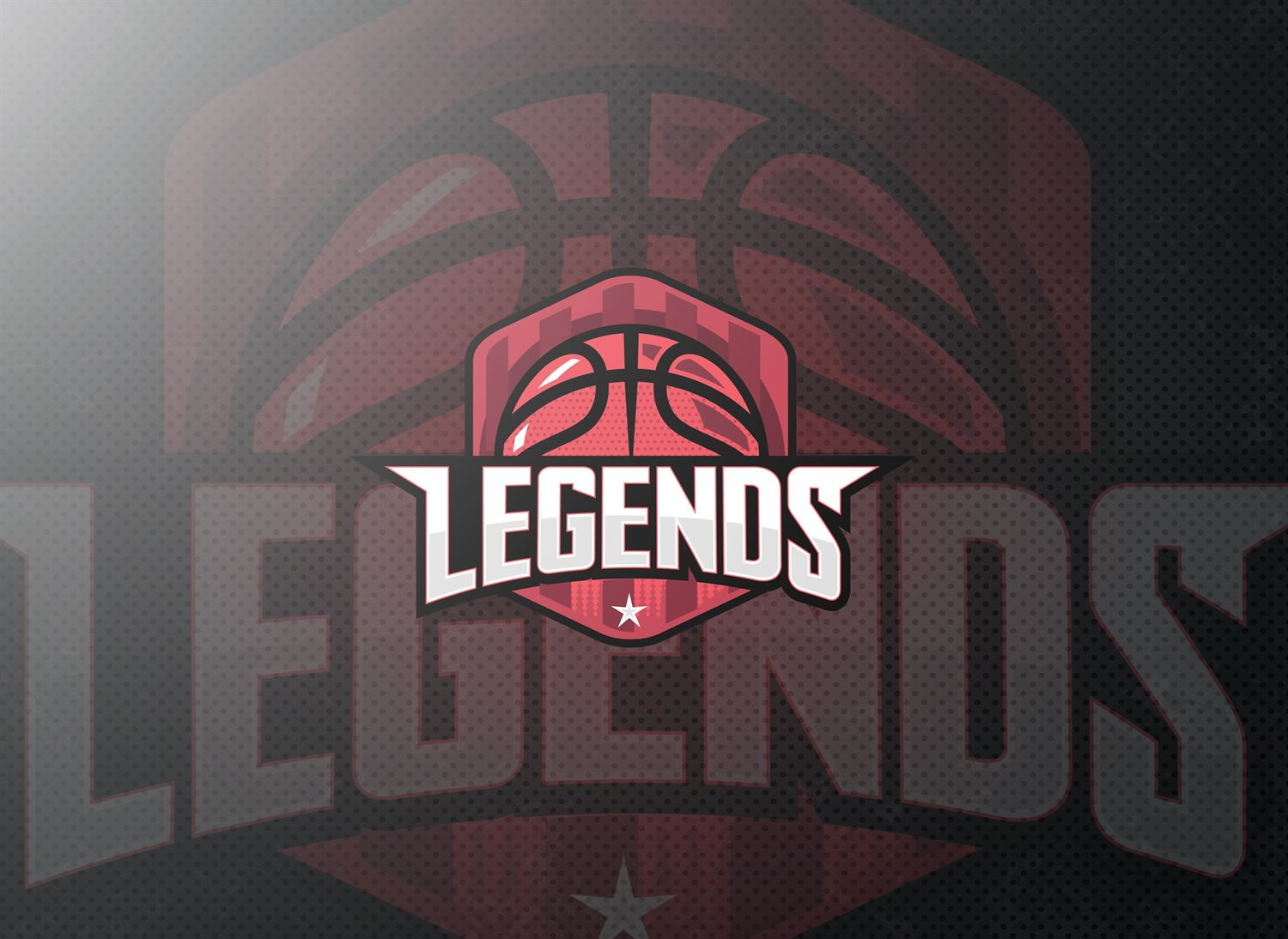 San Antonio Legends - Legends Black