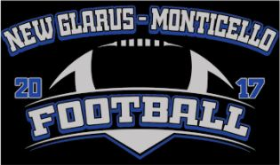 New Glarus/Monticello High School - NGM Varsity Football