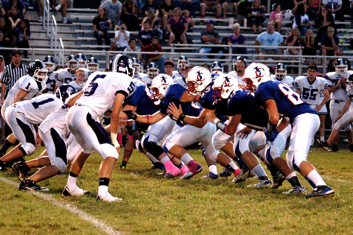 Jennings County High School - Boys Varsity Football
