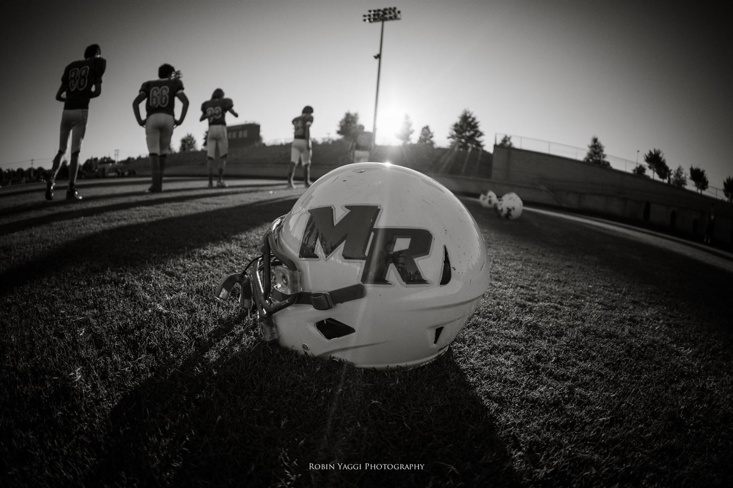 Marvin Ridge Middle School - MS Football Class of 2023 (8th 2018)