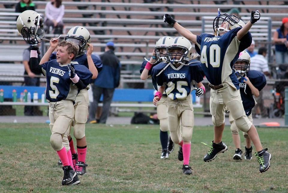 Winthrop High School  - Vikings A Team