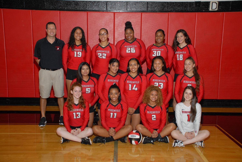 Bergenfield High School - Girls' Varsity Volleyball
