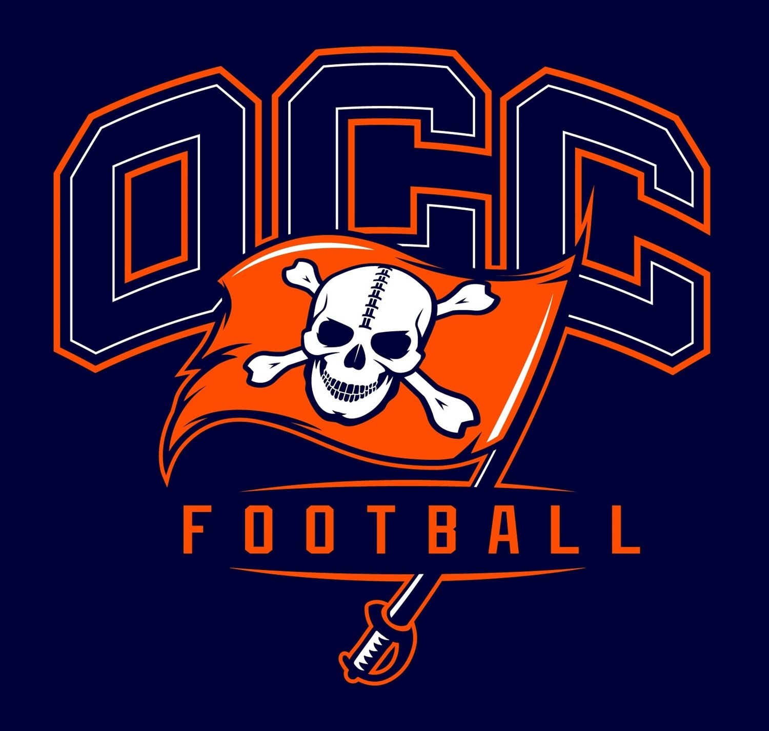 Orange Coast College - Mens Varsity Football