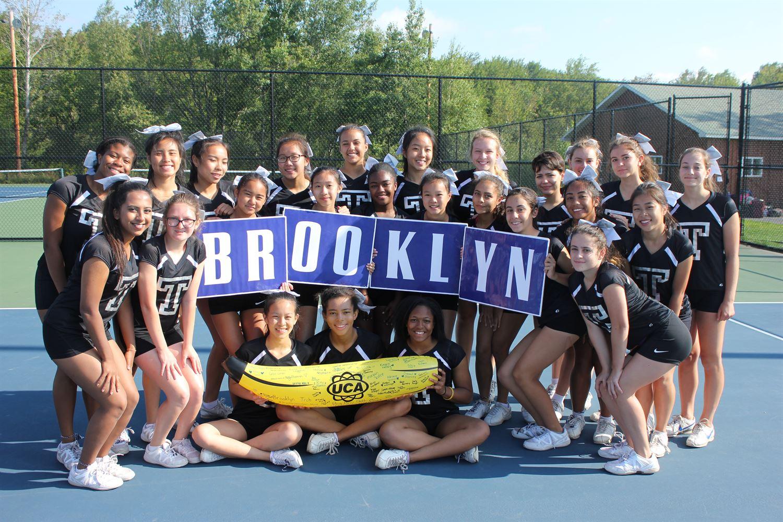 Brooklyn Tech High School - Girls' Varsity Cheer & Spirit