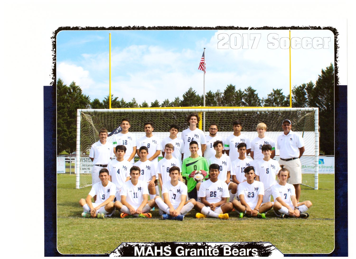 Mount Airy High School - Boys' Varsity Soccer