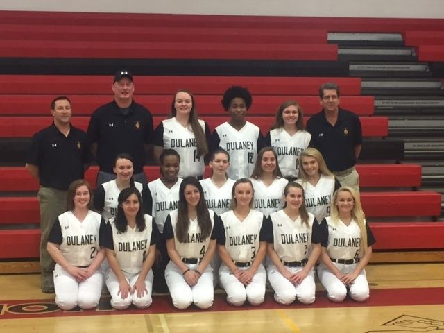 Dulaney High School - Girls' Varsity Softball 2017