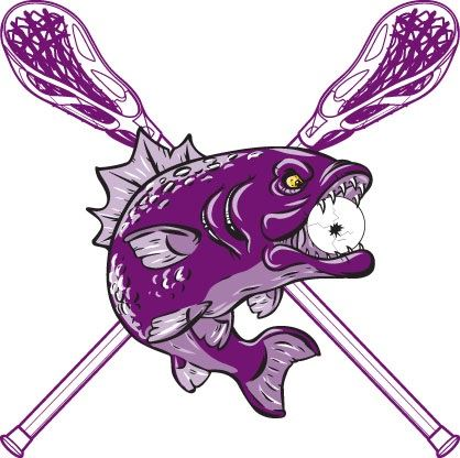 Rockfish Lacrosse Club - Rockfish Purple and Navy (2018 Select and Elite)
