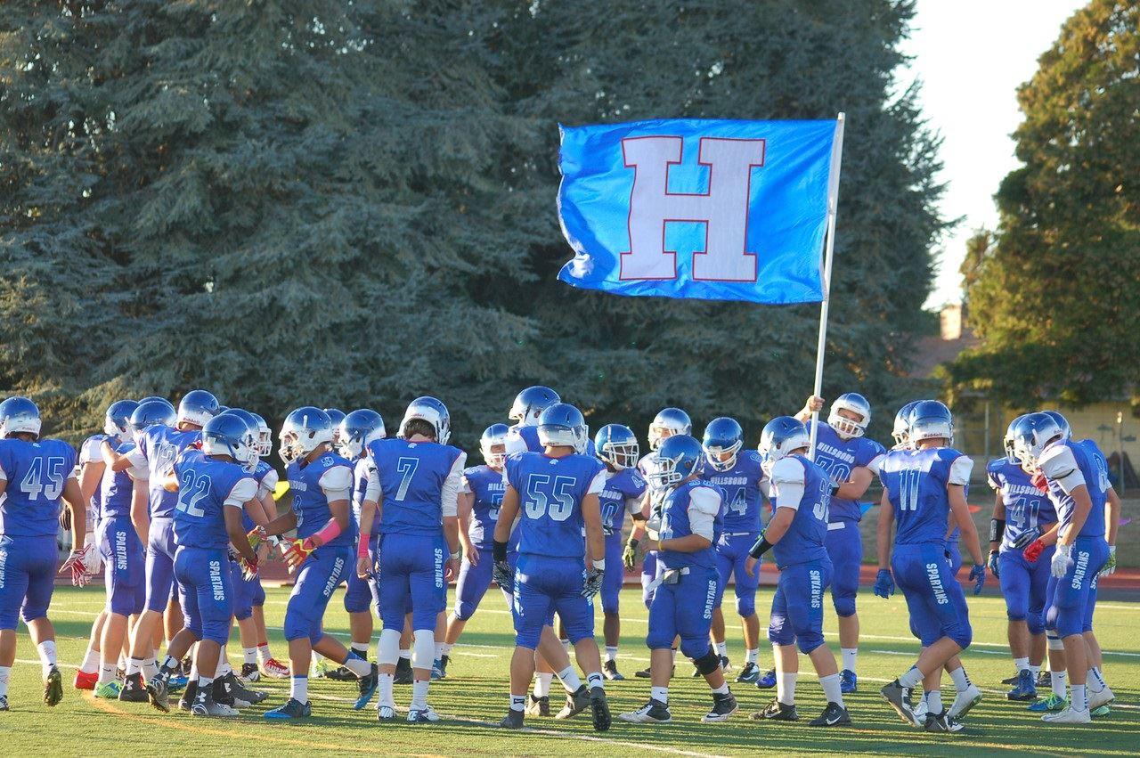 Hillsboro High School - Boys Varsity Football