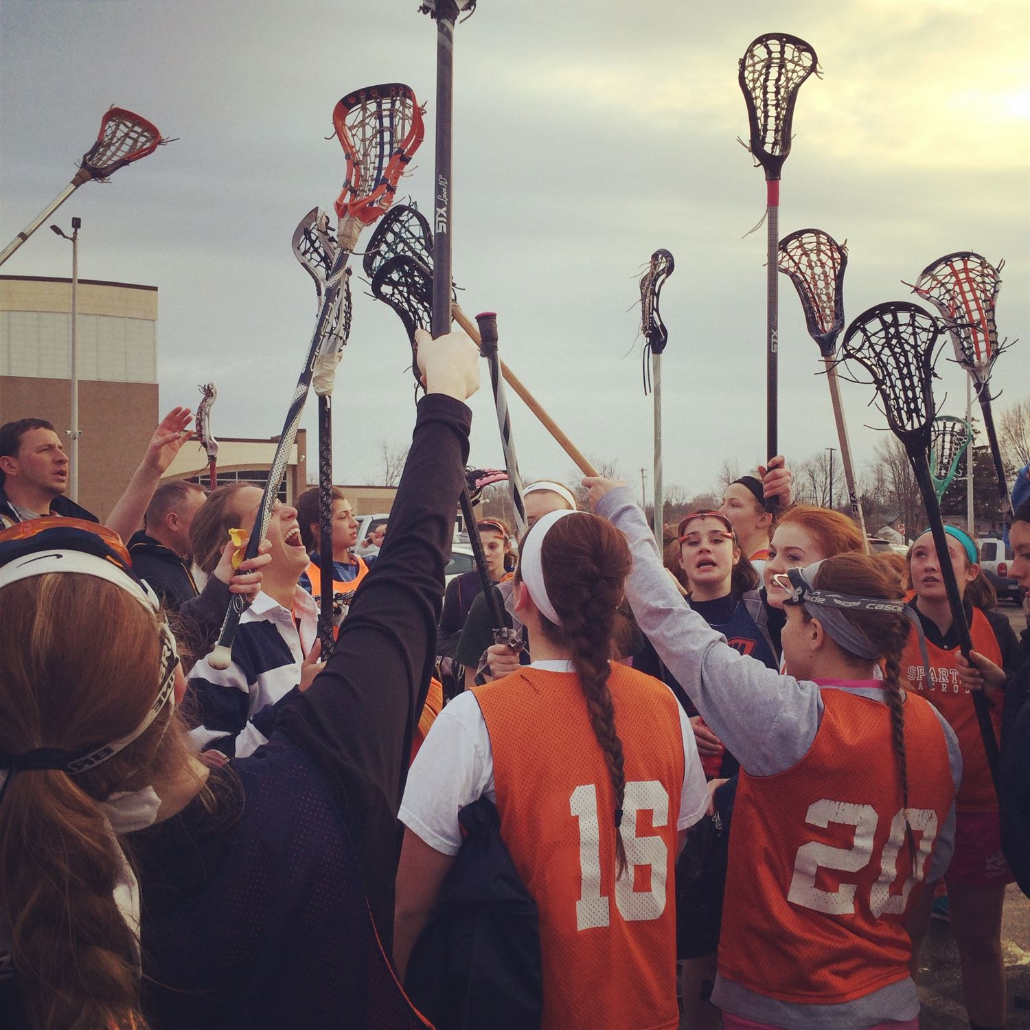 East Syracuse-Minoa High School - Girls' Lacrosse