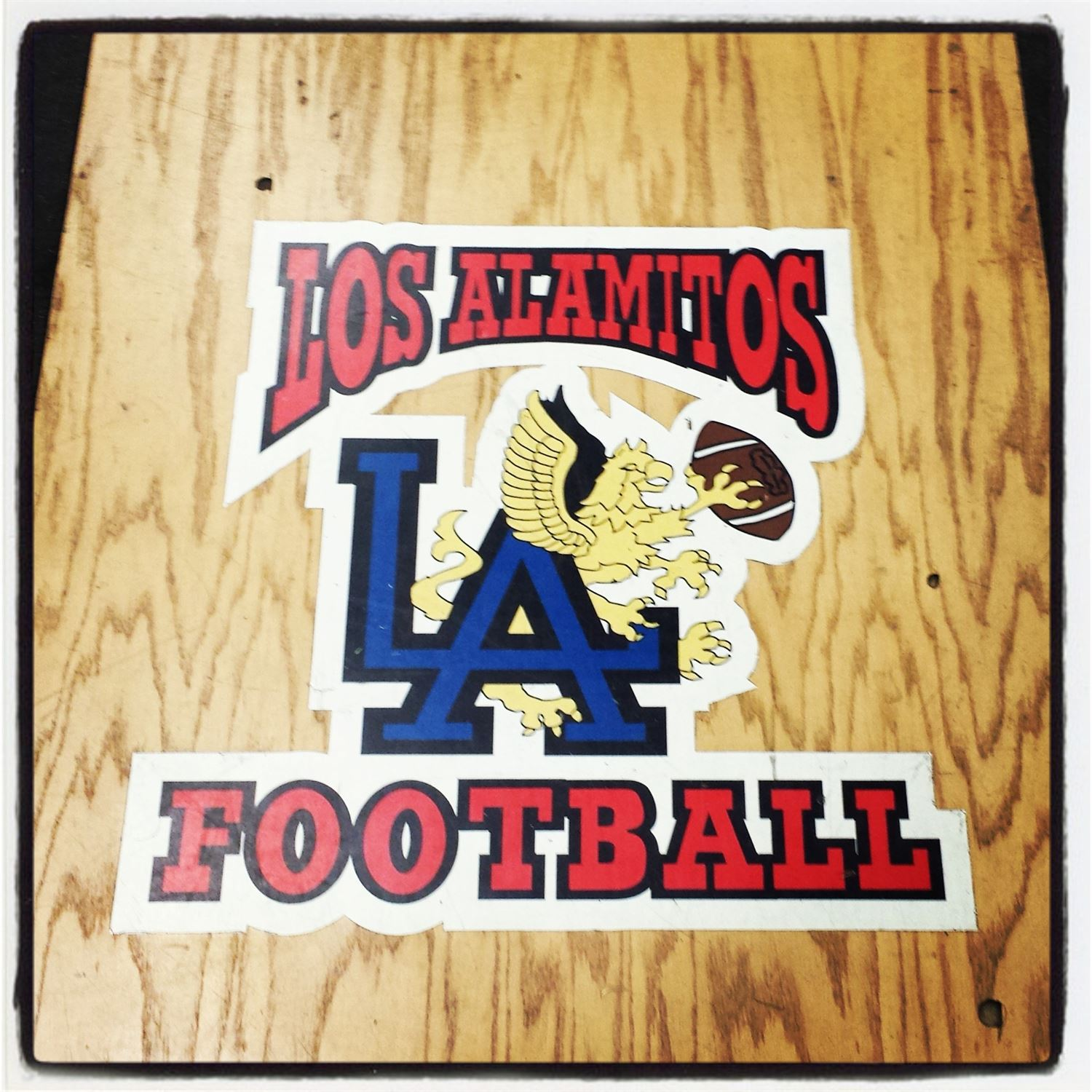 Los Alamitos High School - Boys Varsity Football
