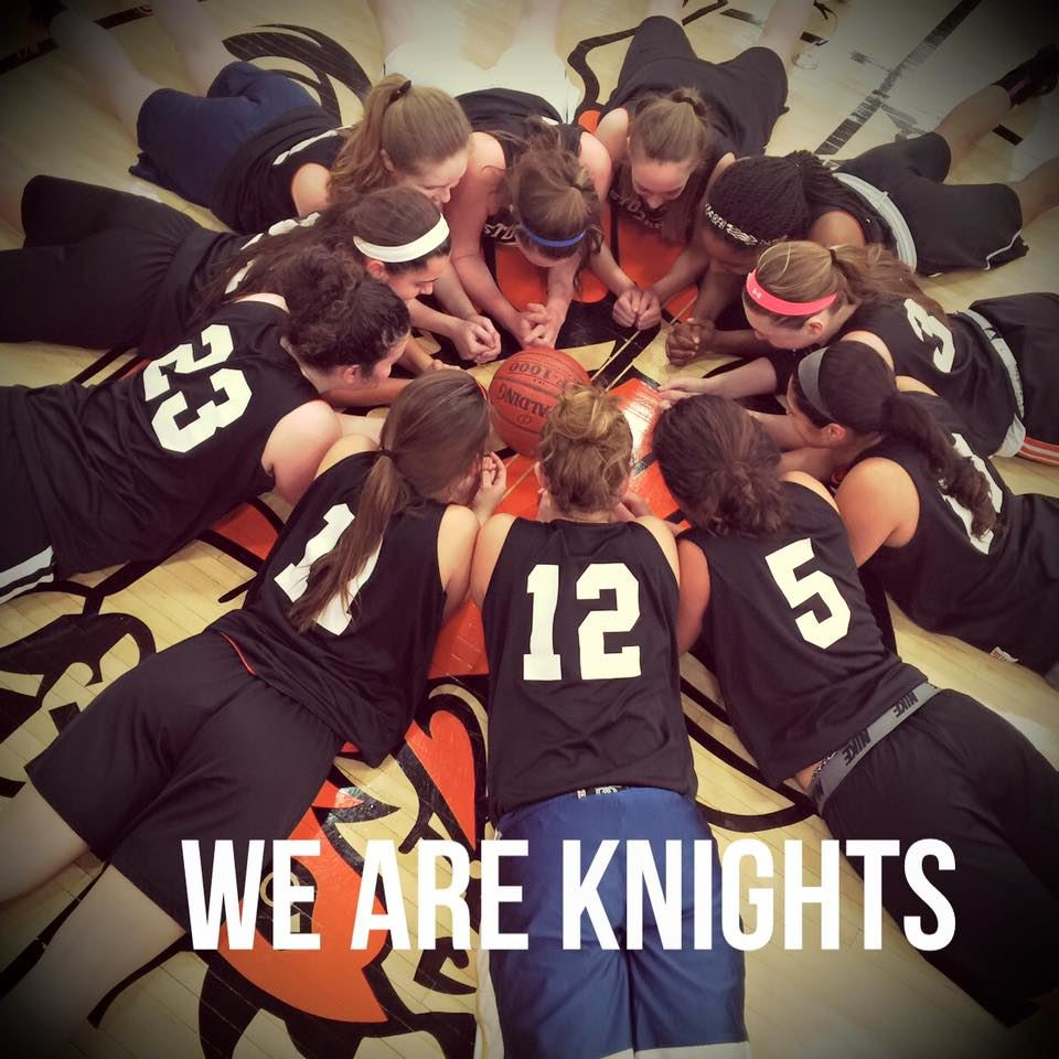 Stoughton High School - Girls' Varsity Basketball