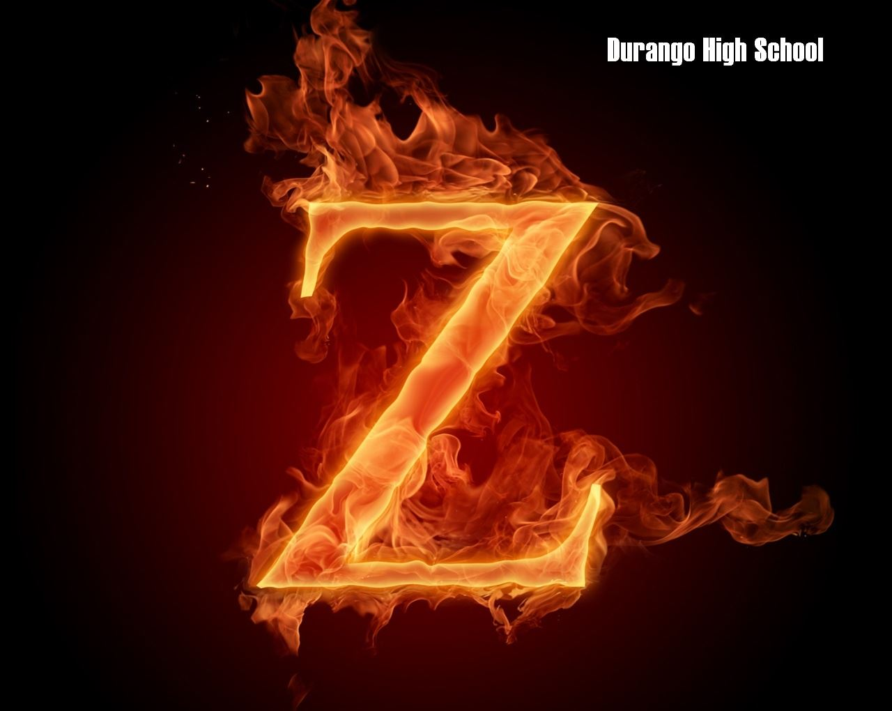 Durango High School Blazers - Varsity Football