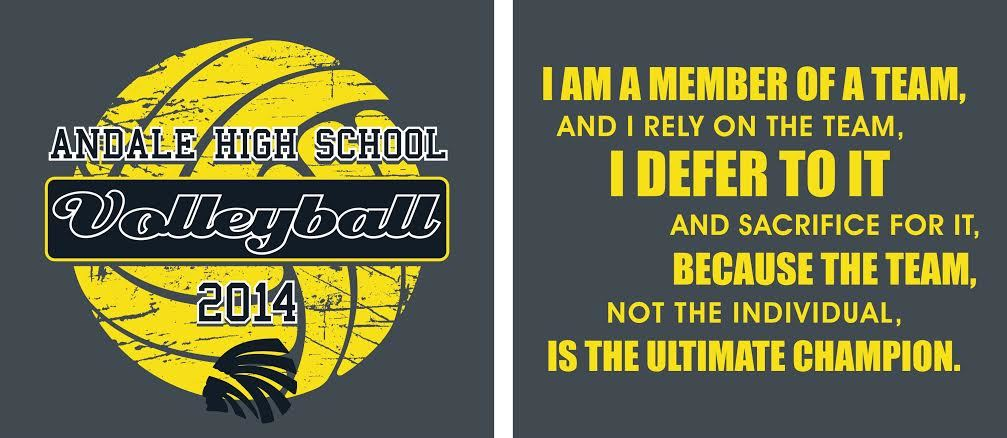 Andale High School - Volleyball
