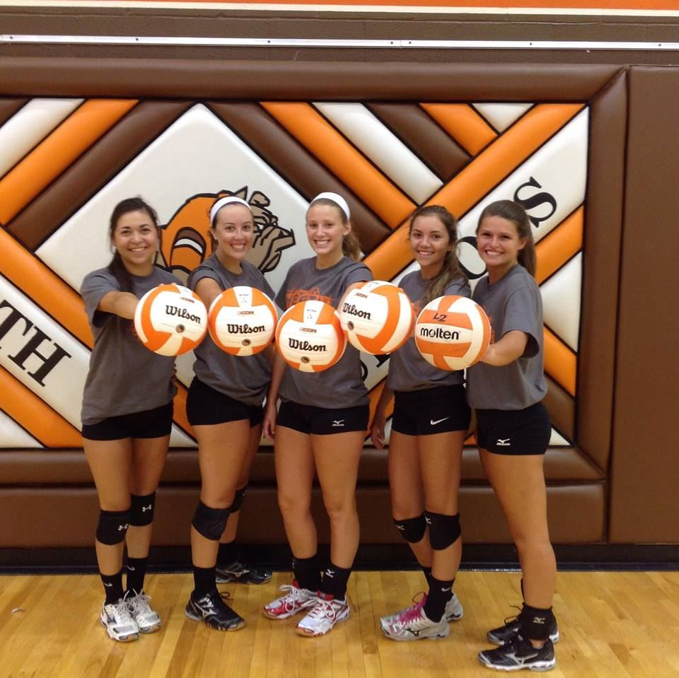 Heath High School - Girls' Varsity Volleyball