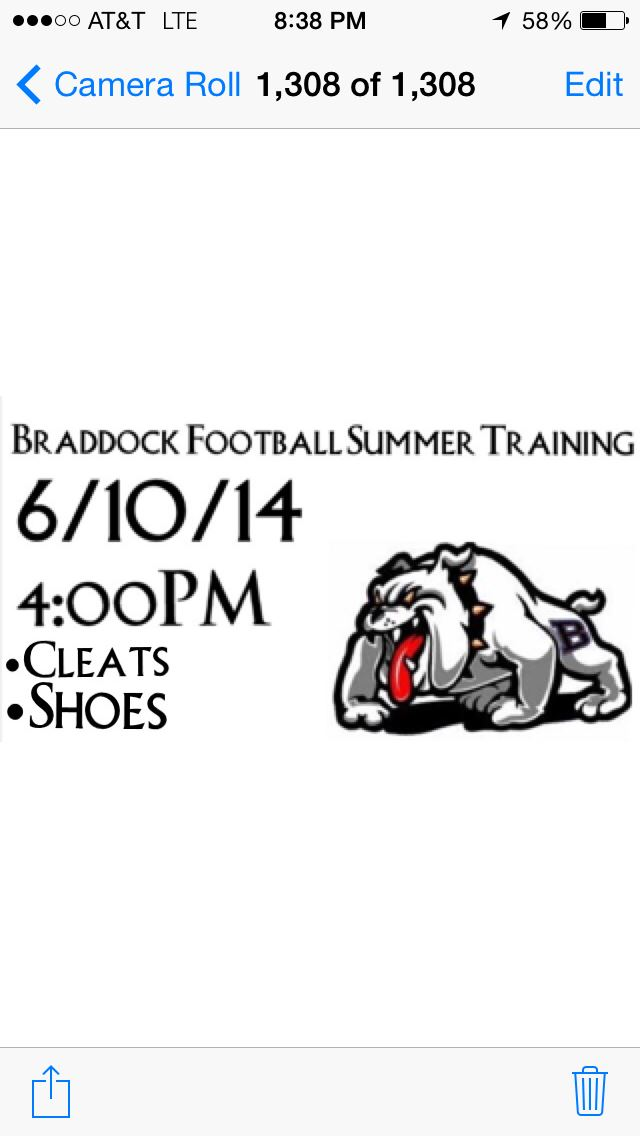 Braddock High School - Boys Varsity Football