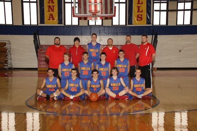 Roxana Shells High School - Boys Varsity Basketball