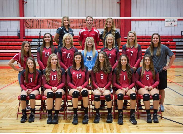 Holliday High School - Girls' Varsity Volleyball