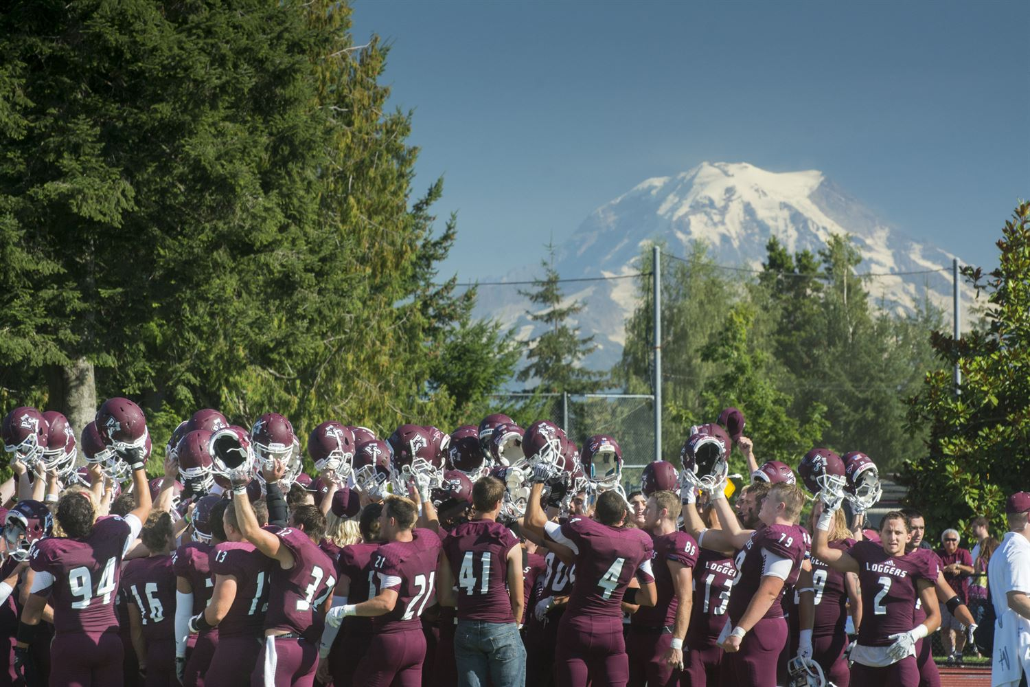 University of Puget Sound - Mens Varsity Football
