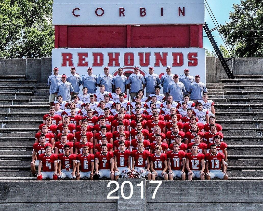Corbin High School - Boys Varsity Football