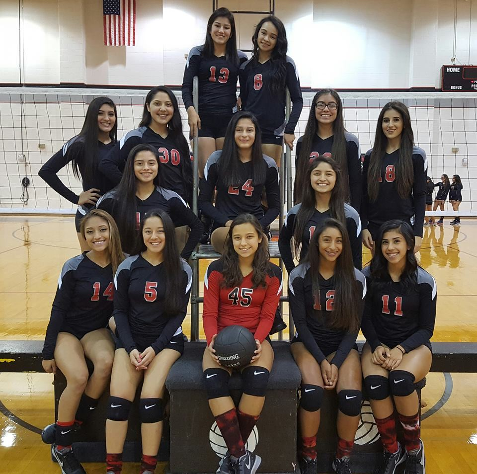 Rivera High School - Girls' Varsity Volleyball
