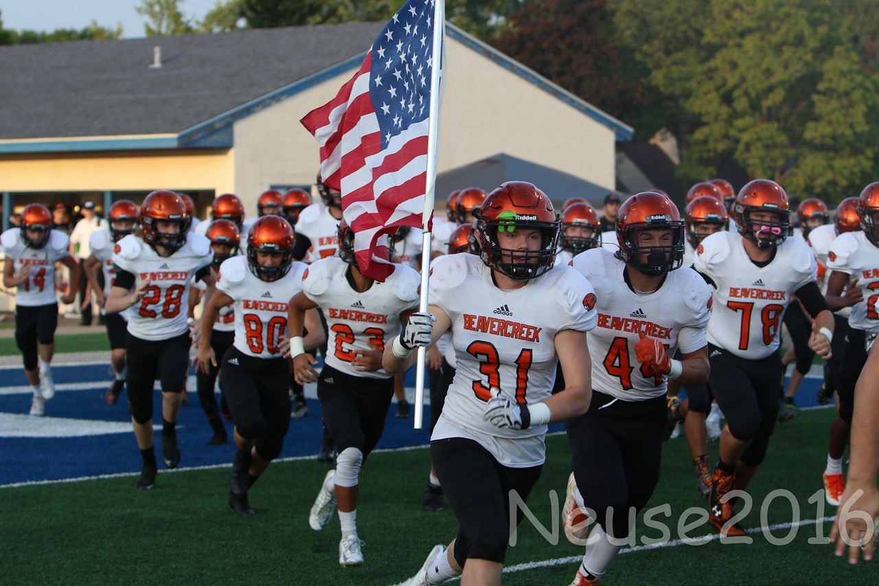 Beavercreek High School - Boys Varsity Football